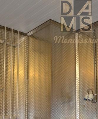 Dams menuiserie - Cloisonnement frigorifique
